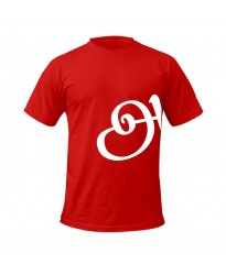 Fashionable Tamil T-shirt Red